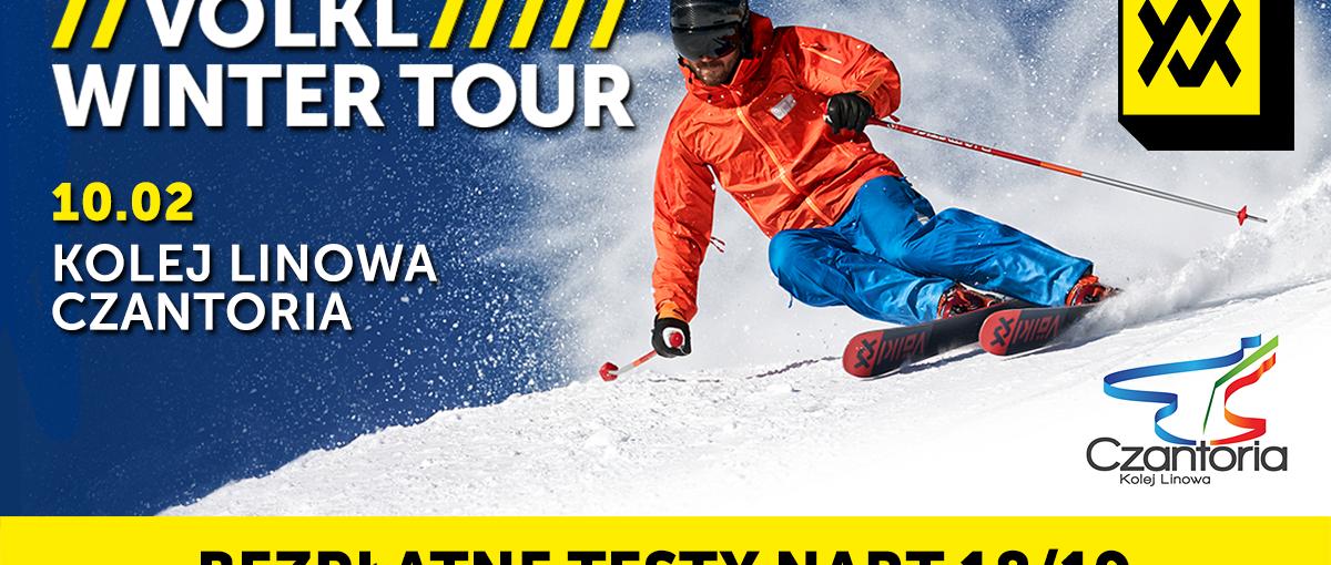 VÖLKL Winter TOUR #2018 10.02.2018r.
