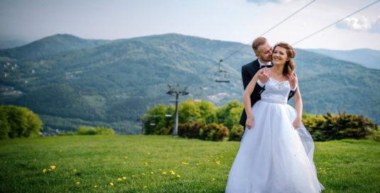 Czantoria - wyjątkowe miejsce na górską sesję ślubną