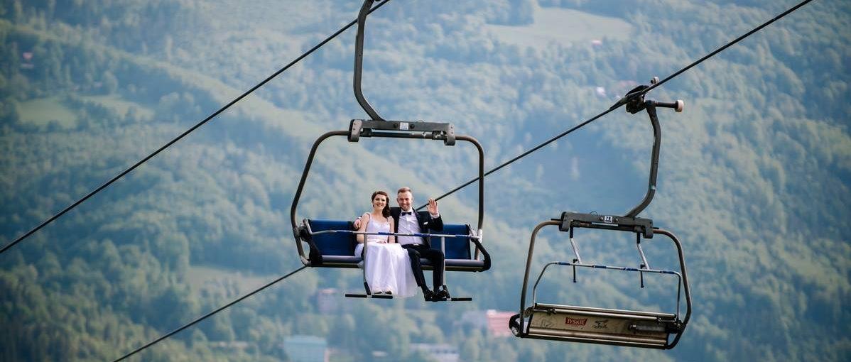 Sesje ślubne w wyjątkowej scenerii?! - Zapraszamy!